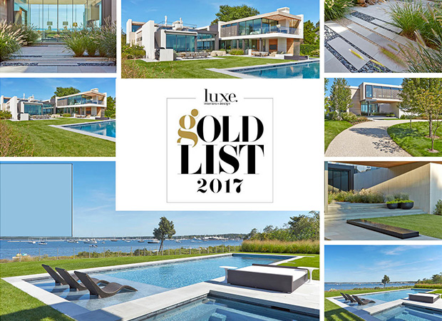 Luxe Interiors & Design – Gold List 2017