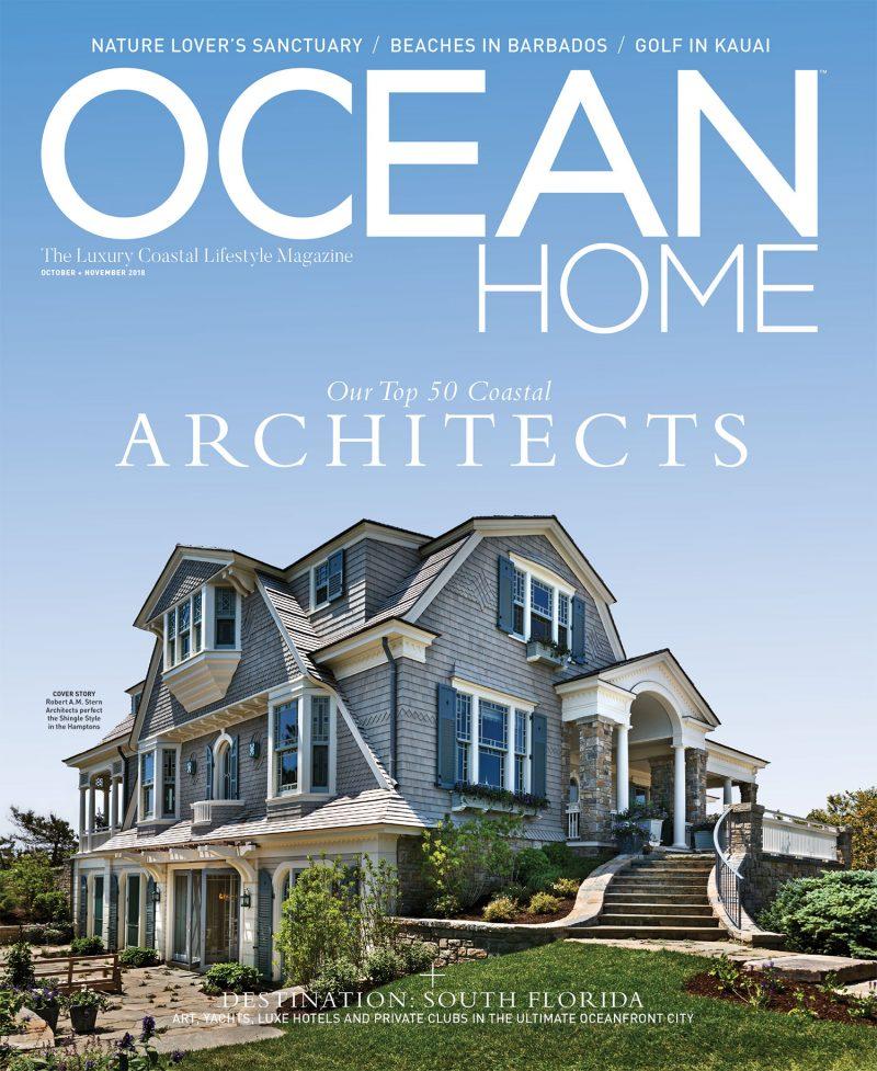 Ocean Home Magazine – Signature Style Feature