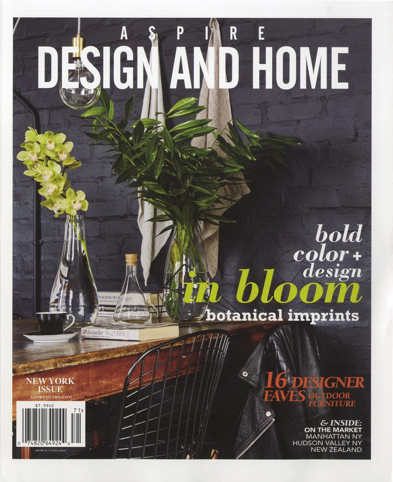 Aspire Home & Garden Magazine – Restored Farmhouse