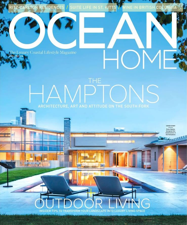 Ocean Home – Modern Masterpiece in the Hamptons