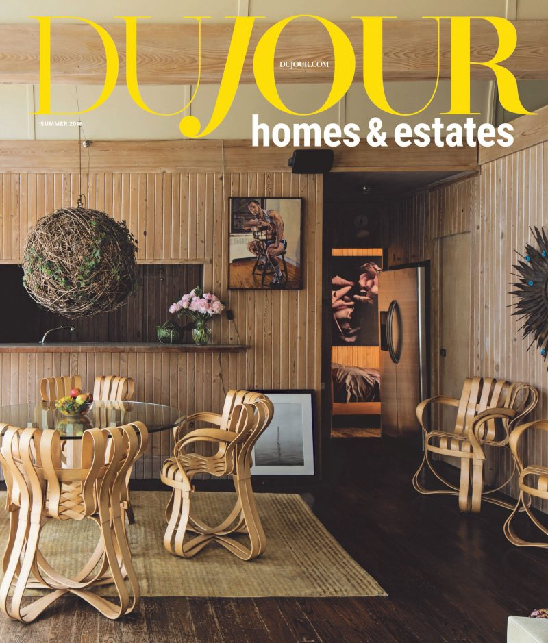 DuJour Homes & Estates Interviews Ed Hollander