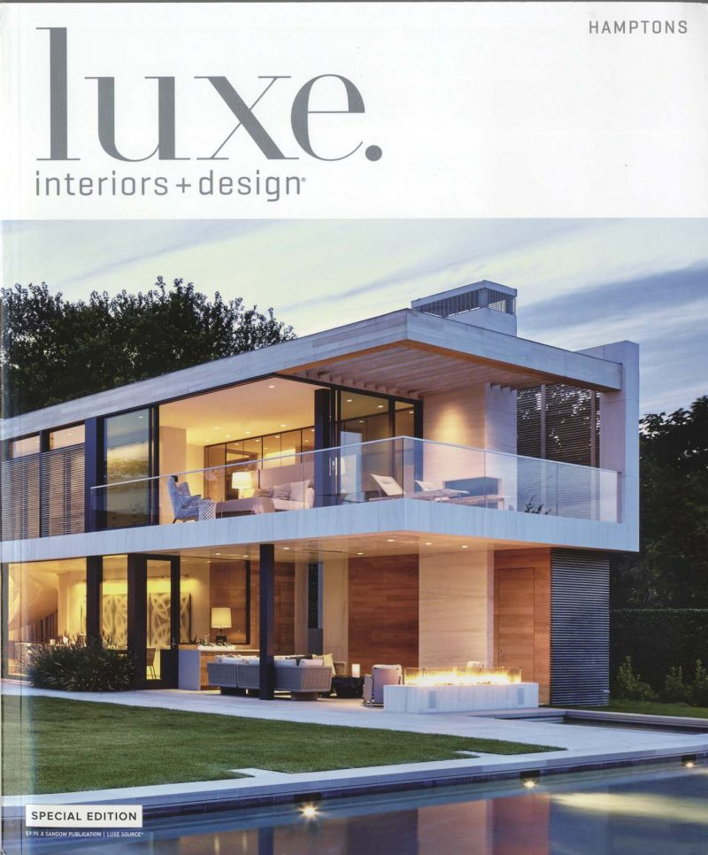 LUXE Magazine Hamptons – Coming Together