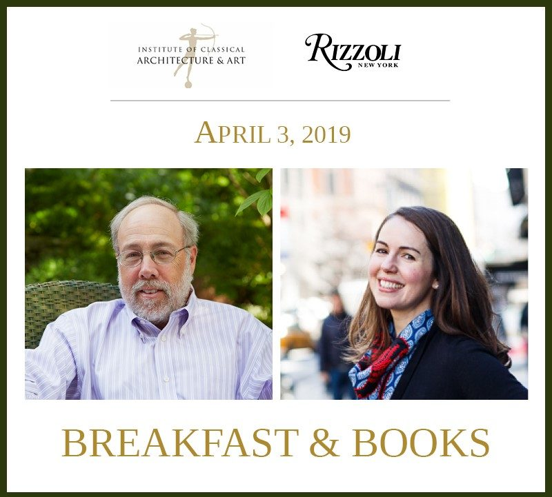 Ed Hollander and Melissa Reavis to Speak at Breakfast & Books