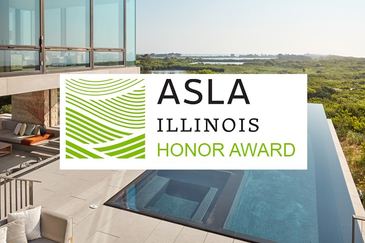 Award – Hollander Design Wins Award from ASLA Illinois