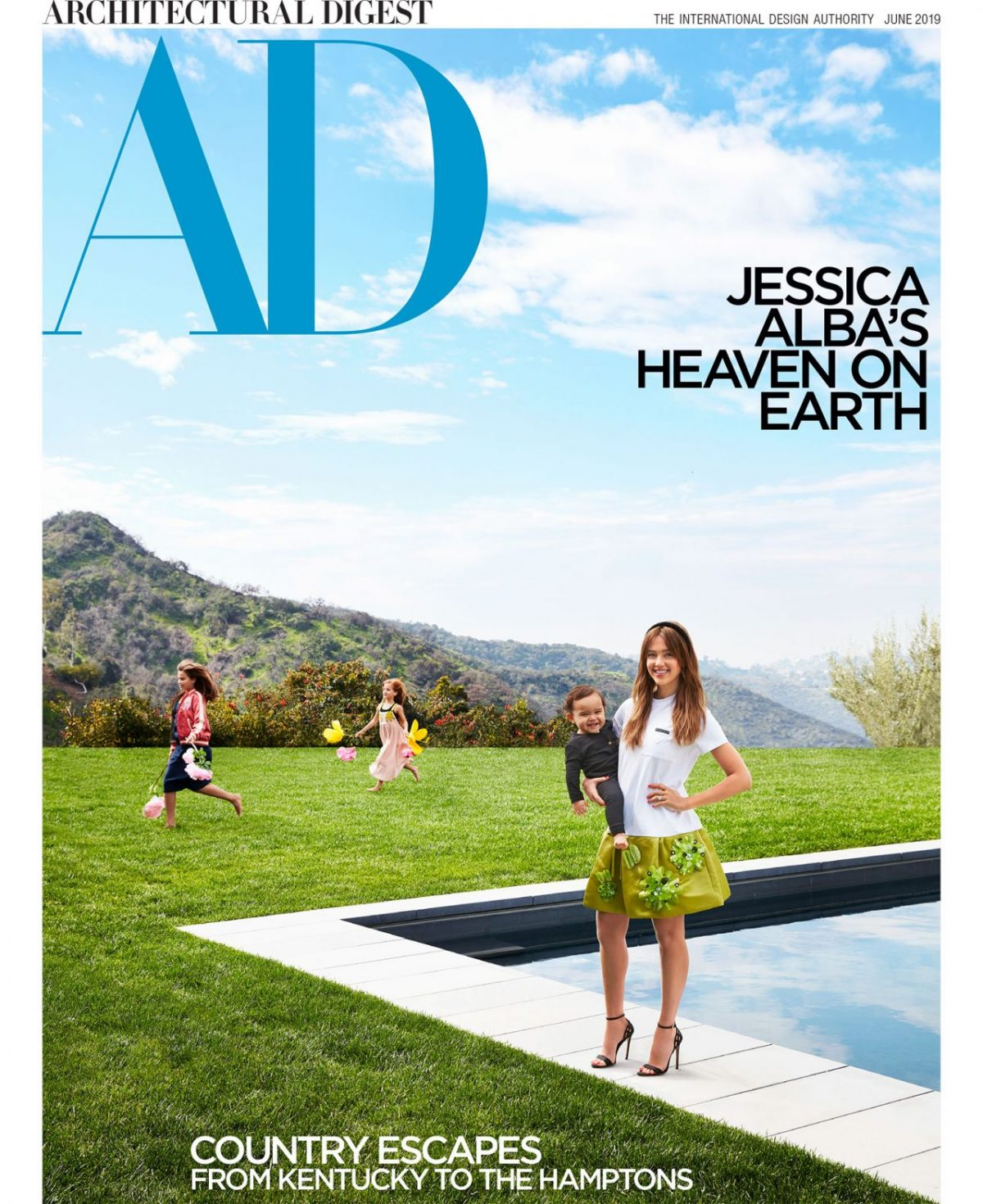 Architectural Digest Features Hollander Design Project