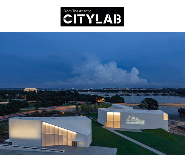 The Atlantic's CityLab on Kennedy Center REACH