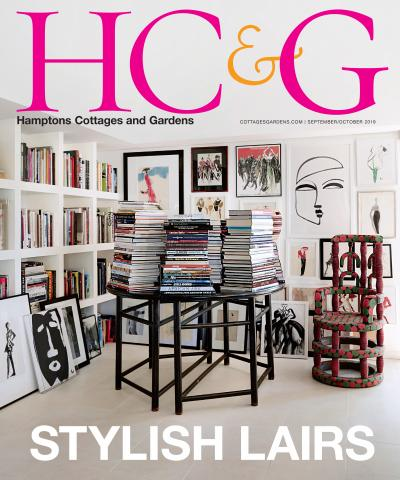 Hamptons Cottages & Gardens Features Hollander Design Project