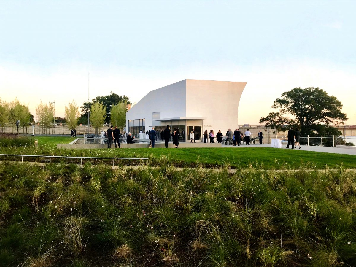 Kennedy Center REACH Tour and Presentation