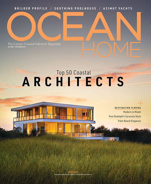 Ocean Home Profiles Hamptons Project