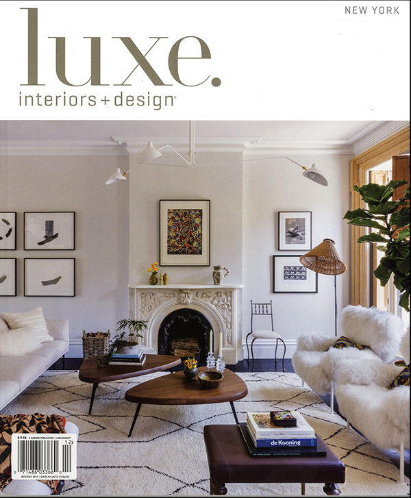 LUXE Magazine Profiles Hollander Design Project in Greenwich