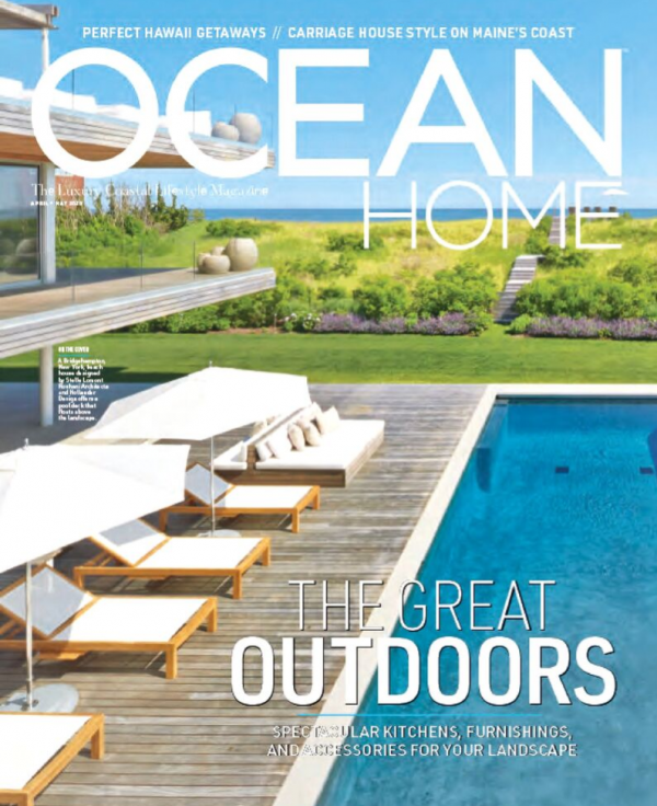 Ocean Home Features Hollander Design Project