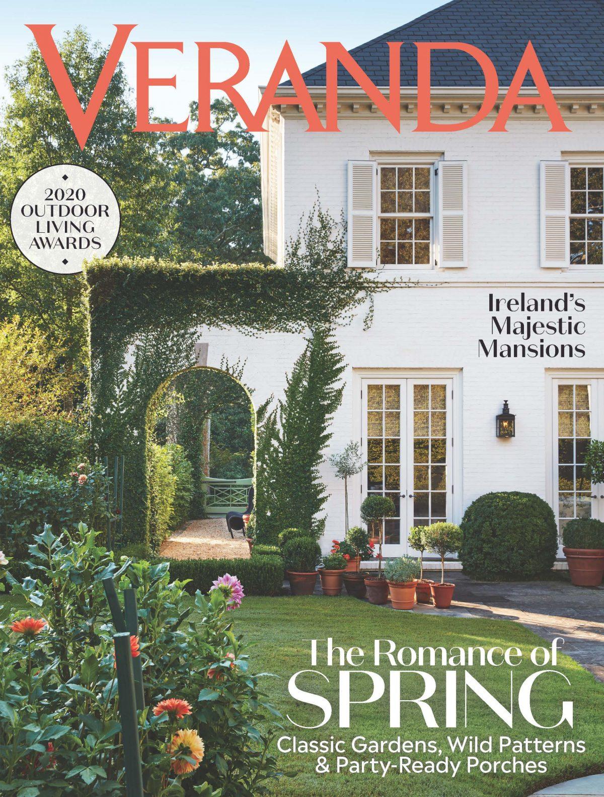 Veranda Features Hollander Design Garden