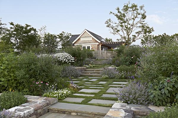 Veranda Magazine Highlights Hollander Pollinator Gardens