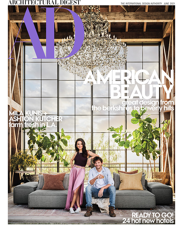 Architectural Digest Features Ohio Home
