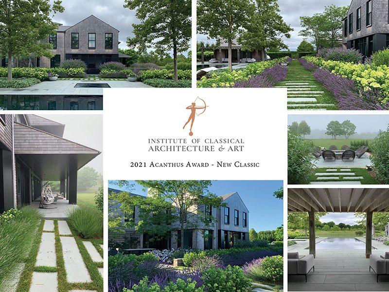 Hollander Design Wins 2021 Acanthus Award