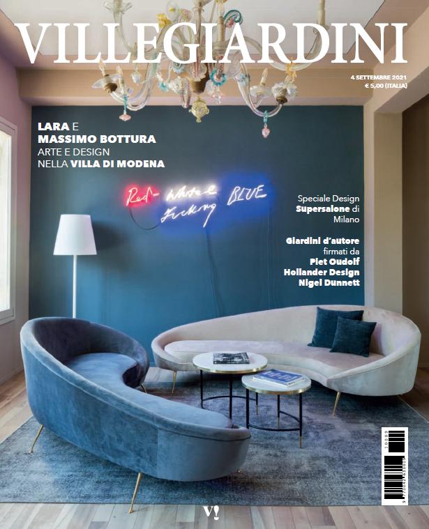 Villegiardini Features Hollander Design Garden